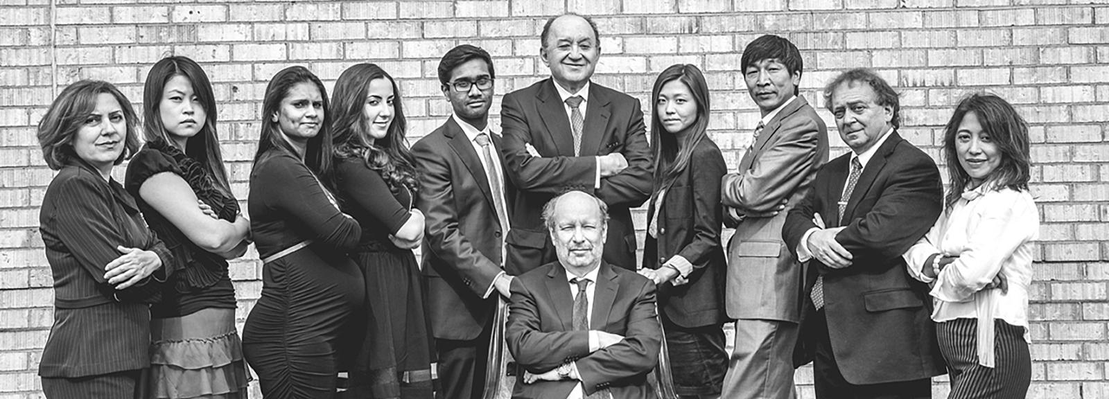 Edson Legal team